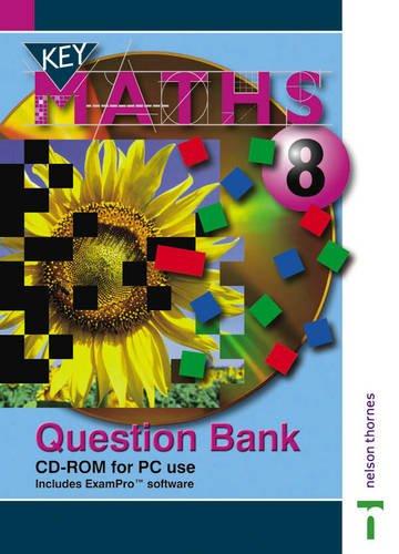 Key Maths: Question Bank CD-ROM Year 8: Baker, David, etc.