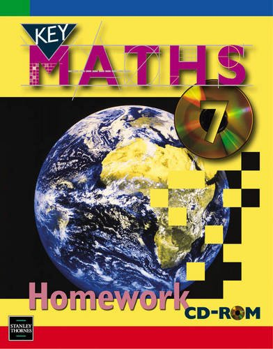 Key Maths: Home Support Resource CD-ROM Multi-User Year 7: Sherran, Peter