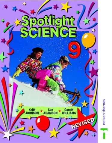 9780748755295: Spotlight Science: Year 9