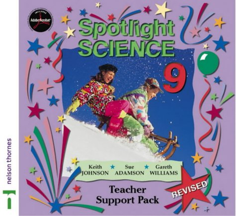 9780748755325: Spotlight Science 9 - Teacher Support Pack