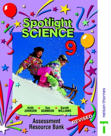 9780748755332: Spotlight Science: Assessment Resource Bank Year 9