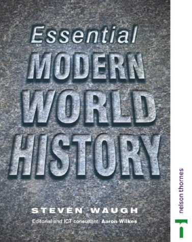 9780748760060: Essential Modern World History