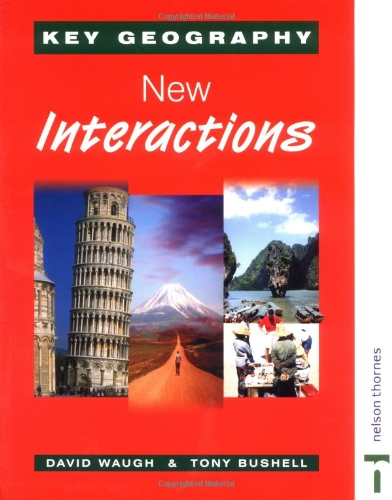 9780748760763: Key Geography: New Interactions