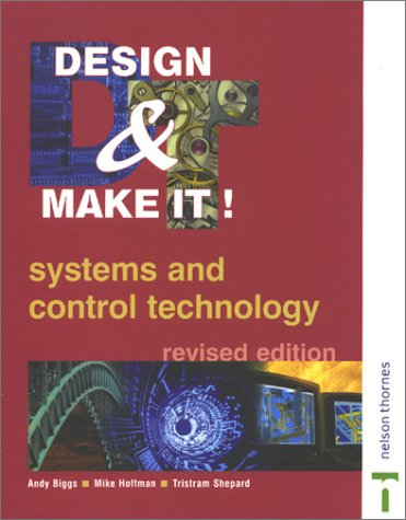 9780748760800: Systems & Control Technology (Design & Make It)