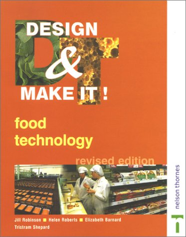 9780748760848: Food Technology (Design & Make It)