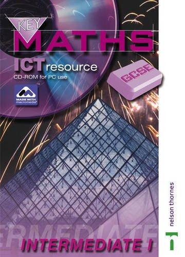 Key Maths: ICT Resource CD-ROM: GCSE (Key Maths GCSE): Sherran, Peter