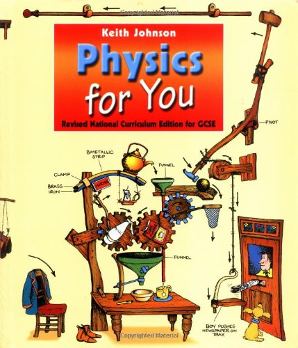 9780748762361: Physics for You: Revised National Curriculum Edition of Gcse