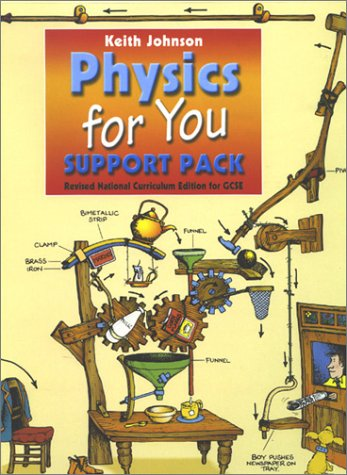 9780748762378: Physics for You - Support Pack Revised