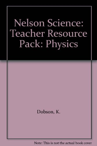 9780748762484: Nelson Science: Teacher Resource Pack: Physics