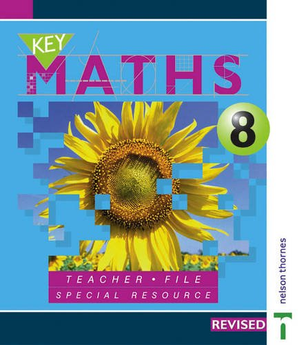 Key Maths: Teacher File Year 8 (0748763058) by David Baker; Gill Hewlett; Jo Pavey; Roma Harvey; Elaine Judd