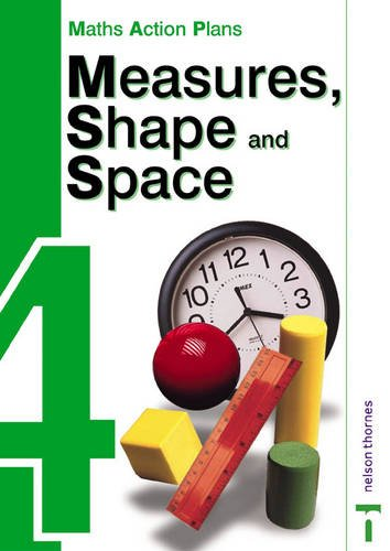 9780748763184: Maths Action Plans: Measures, Shape and Space Year 4/P5