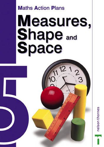 9780748763191: Maths Action Plans: Measures, Shape and Space Year 5/P6