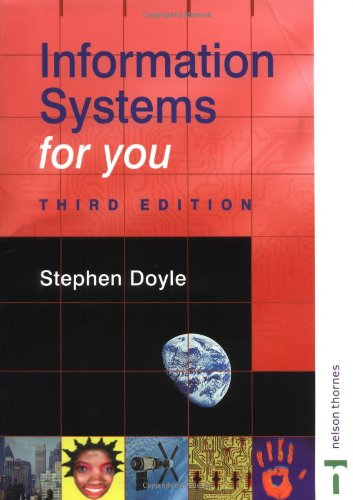 Information Systems for You (0748763678) by Stephen Doyle