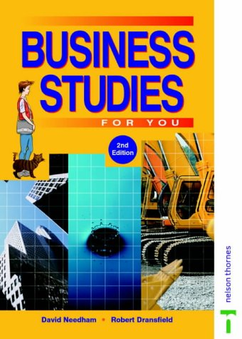 9780748763931: Business Studies for You - Second Edition