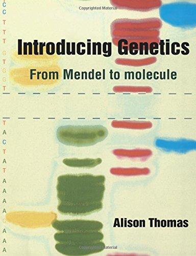 9780748764402: Introducing Genetics: From Mendel to Molecule