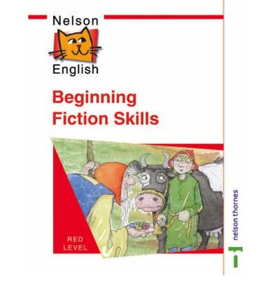 9780748765270: Nelson English - Red Level Fiction Workbook