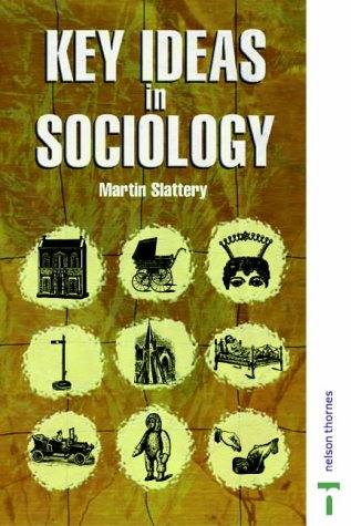 9780748765652: Key Ideas in Sociology