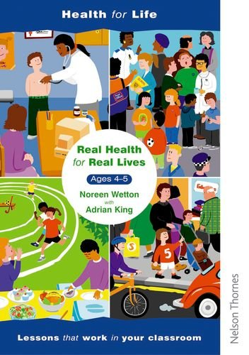 9780748767076: Real Health for Real Lives 4-5 (Bk.1)