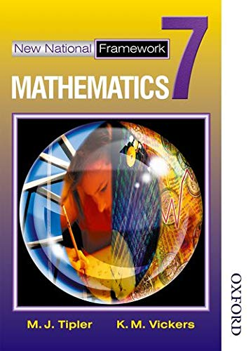 9780748767519: New National Framework Mathematics 7 Core Pupil's Book (New National Framework Mathematics S)