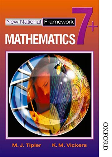 9780748767526: New National Framework Mathematics 7+ Pupil's Book (New National Framework Mathematics S)