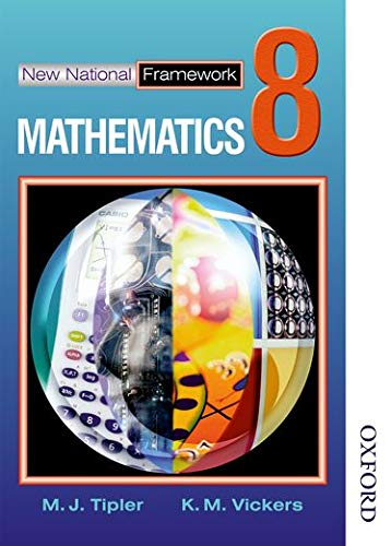 9780748767533: New National Framework Mathematics 8 Core Pupil's Book