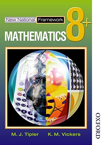 9780748767540: New National Framework Mathematics 8+ Pupil's Book (New National Framework Mathematics S)