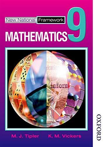 9780748767557: New National Framework Mathematics 9 Core Pupil's Book