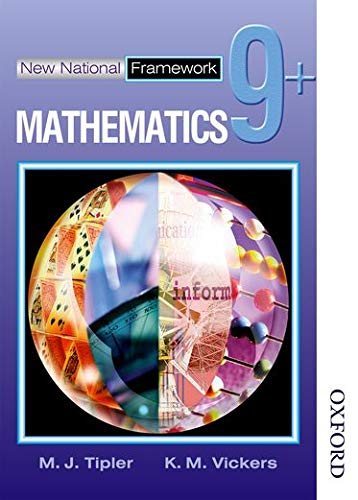 9780748767564: New National Framework Mathematics 9+ Pupil's Book (New National Framework Mathematics S)