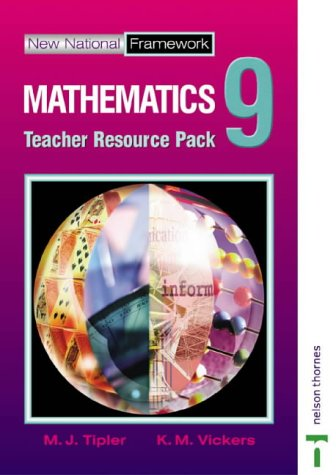 9780748767595: New National Framework Mathematics: Teacher Support Pack Bk. 9