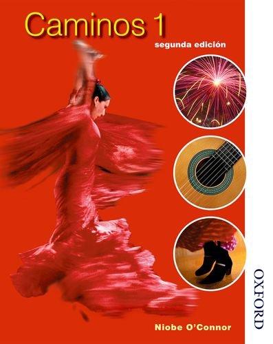 9780748767809: Caminos 1 segunda edicion: Student's Book Stage 1