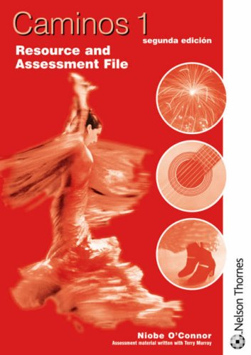 9780748767823: Caminos 1 segunda edicion- Resource and Assessment File: Resource and Assessment File Stage 1