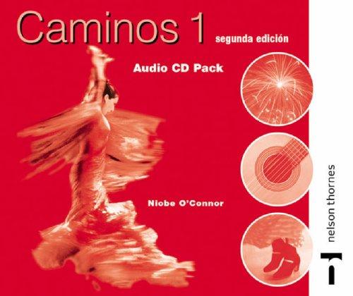 9780748767830: Caminos 1 segunda edicion - Audio CD Pack: Audio CD Pack Stage 1