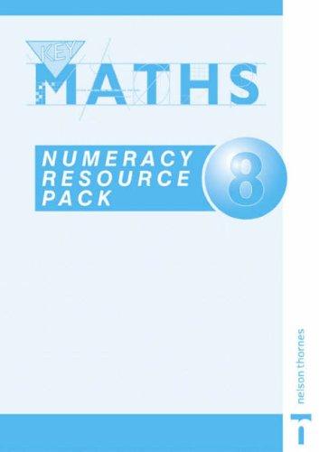9780748768394: Key Maths: Question Bank Year 8