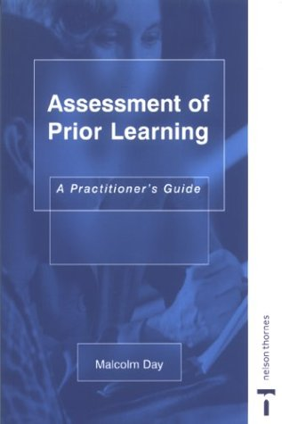 9780748769339: Assessment of Prior Learning: A Practitioners Guide