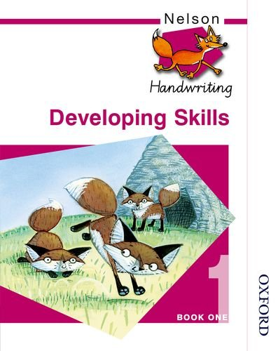 9780748769933: Nelson Handwriting - Evaluation Pack: Nelson Handwriting Developing Skills Book 1