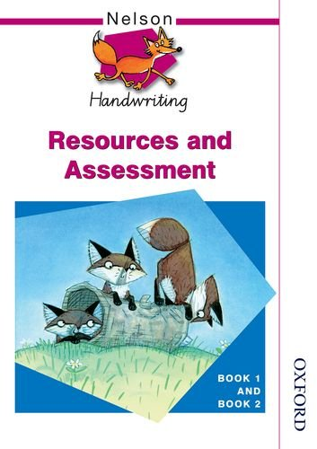 9780748770069: Nelson Handwriting Resources and Assessment Book 1 and Book 2 (Bks.1 & 2)