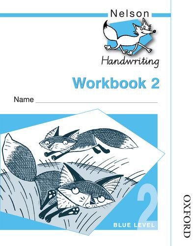 9780748770113: Nelson Handwriting Workbook 2 (X10)