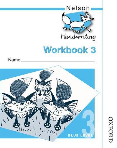 9780748770120: Nelson Handwriting Workbook 3 (X10)