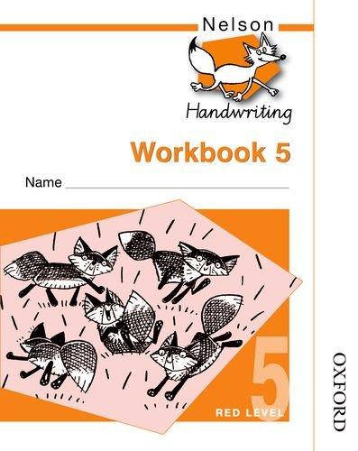 9780748770144: Nelson Handwriting Workbook 5