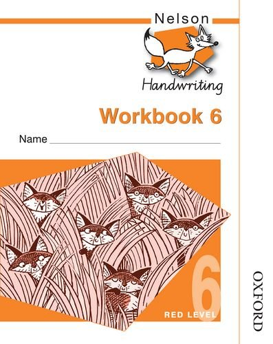9780748770151: Nelson Handwriting Workbook 6 (X10)