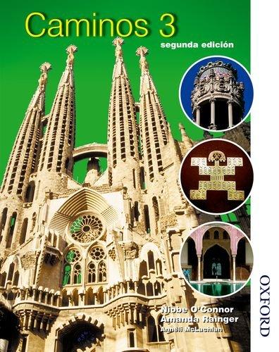 9780748771288: Caminos 3 Segunda Edicion Student Book