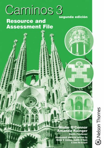 9780748771301: Caminos: Resource and Assessment File Stage 3