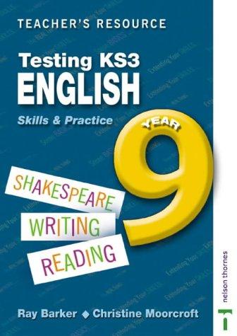 9780748771363: Testing KS3 English