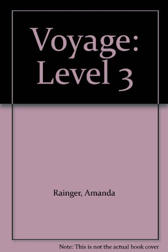 Voyage: Level 3 (0748773878) by Amanda Rainger; Paul Rogers