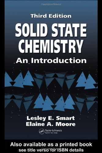 9780748775163: Solid State Chemistry: An Introduction, Third Edition