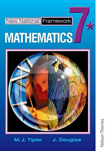 9780748775217: New National Framework Mathematics 7* Pupil's Book