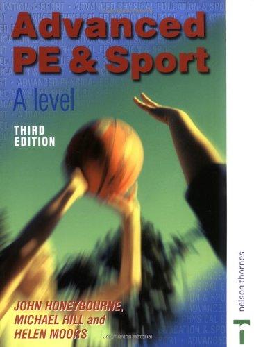 9780748775293: Advanced Pe & Sport