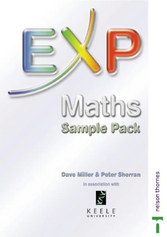 9780748776825: EXP Maths: Interactive Whiteboard Activities and Tools Year 7