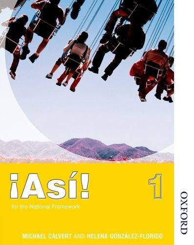 9780748778119: !Asi! 1 Students' Book