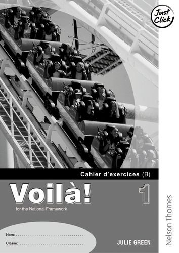 Voila!: Higher Workbook Pack of 5 Stage 1 (French Edition) (0748778365) by Green, Julie